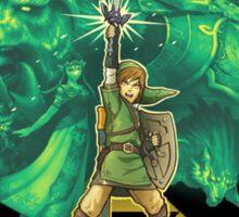 The Legend of Zelda - Triforce Sticker