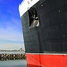 QUEEN MARY LONG BEACH by Thomas Barker-Detwiler