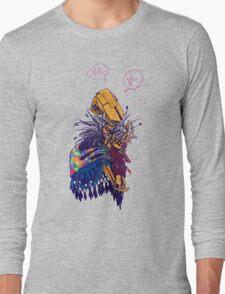 guardian of songbirds Long Sleeve T-Shirt