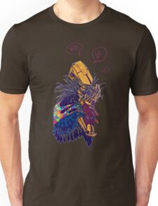 guardian of songbirds Unisex T-Shirt