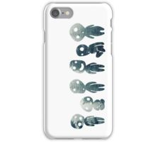 Princess Mononoke- Tree Spirits iPhone Case/Skin
