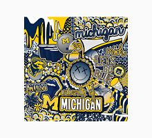Michigan Collage Unisex T-Shirt