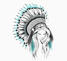 Indian Headdress Tank Top