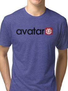 Avatar: Bending Wear Tri-blend T-Shirt