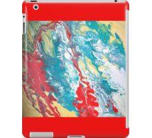 Red Tide iPad Case/Skin