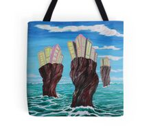Three Cities Inside the Reef Tote Bag