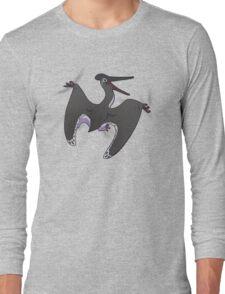 Pterodactylus Playmate Long Sleeve T-Shirt