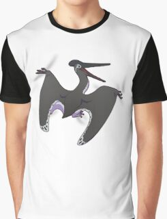 Pterodactylus Playmate Graphic T-Shirt