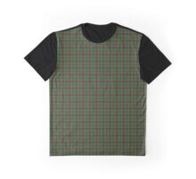 "The ""Retro"" Tartan Graphic T-Shirt"