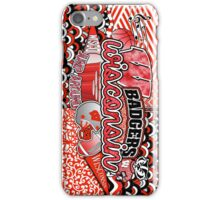 Wisco Collage iPhone Case/Skin