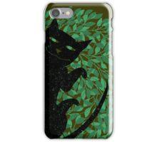Summer cat iPhone Case/Skin