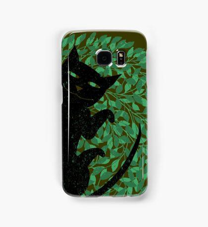 Summer cat Samsung Galaxy Case/Skin