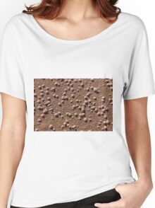 Sand Spheres Women's Relaxed Fit T-Shirt