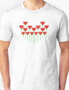 LET YOUR LOVE GROW Unisex T-Shirt