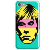 WARHOL POP iPhone Case/Skin