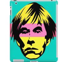 WARHOL POP iPad Case/Skin