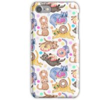 Sprinkles on Donuts and Whiskers on Kittens iPhone Case/Skin
