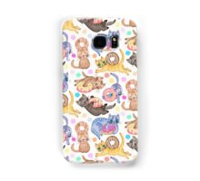 Sprinkles on Donuts and Whiskers on Kittens Samsung Galaxy Case/Skin