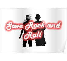 Save Rock and Roll Poster