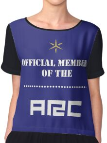 official member of the ARC Chiffon Top