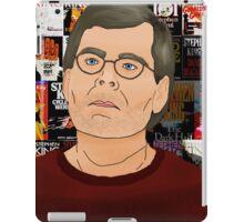 Stephen King Collage iPad Case/Skin