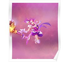 Star Guardian Lux Poster