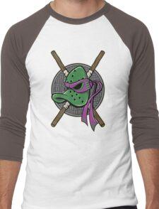 MUTANT NINJA DUCKS Men's Baseball ¾ T-Shirt