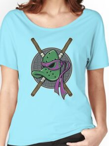 MUTANT NINJA DUCKS Women's Relaxed Fit T-Shirt