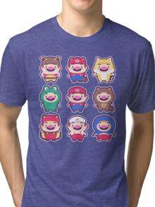 Super Mario Wardrobe Tri-blend T-Shirt