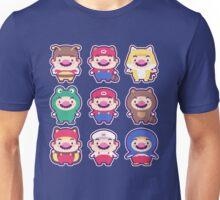 Super Mario Wardrobe Unisex T-Shirt