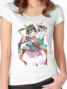 Sengoku Collection Women's Fitted Scoop T-Shirt