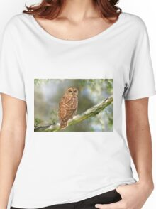 Owl Time Women's Relaxed Fit T-Shirt