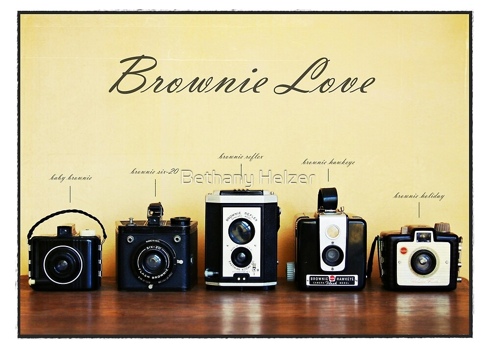 Brownie Love by Bethany Helzer