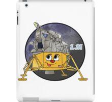 Apollo Lunar Module iPad Case/Skin