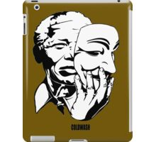 THE MAN BEHIND THE MASK iPad Case/Skin