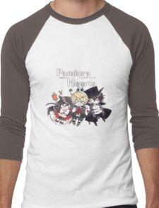 The Chibi Trio (Pandora Hearts) Men's Baseball ¾ T-Shirt