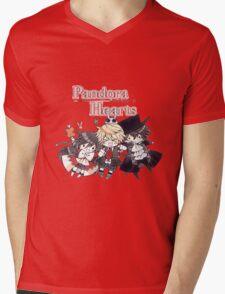 The Chibi Trio (Pandora Hearts) Mens V-Neck T-Shirt