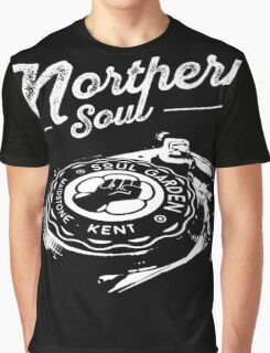 Soul Garden - Northern Soul Deck Graphic T-Shirt