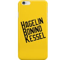 hbk iPhone Case/Skin