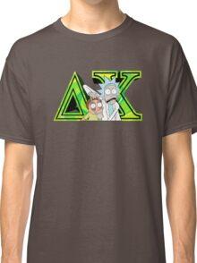Rick and Morty Delta Chi Classic T-Shirt