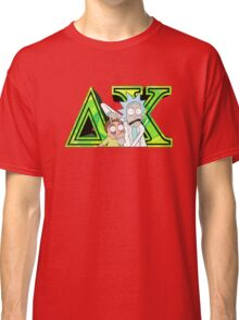 Rick and Morty Delta Chi Classic T-Shirt