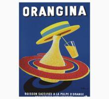 Vintage poster - Orangina Kids Tee