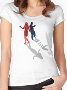 bonzo - for the dancers Women's Fitted Scoop T-Shirt