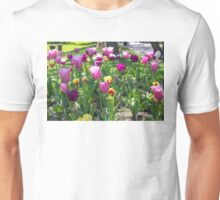 Tulips Park Gardens Unisex T-Shirt