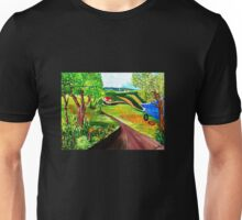 Road to Upcountry Unisex T-Shirt