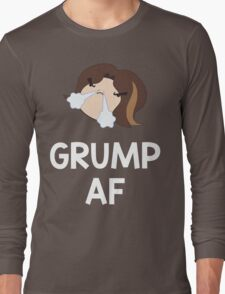 Grump AF Long Sleeve T-Shirt