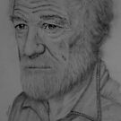 Richard Harris by Inese