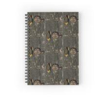 Wiseman's Bridge [Father's Pocketwatch] Spiral Notebook