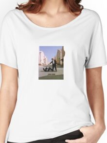 Mr Pink Floyd Women's Relaxed Fit T-Shirt