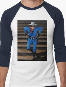 LONE RANGER #2 Men's Baseball ¾ T-Shirt